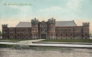 BELLEVILLE , Ontario, 1911 ; The Armouries