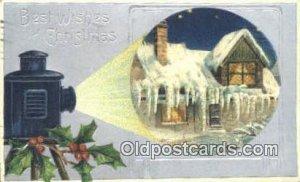Camera Postcard, Post Card Old Vintage Antique 1908