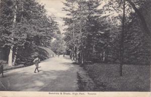 Sunshine & Shade , High Park , TORONTO , Ontario , Canada , PU-1908