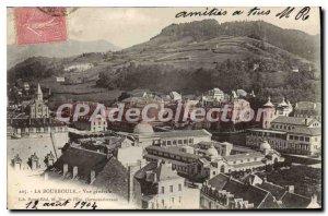 Old Postcard La Bourboule general view
