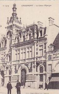 La Caisse d'Epargne, Chaumont (Haute-Marne), France, 1900-1910s