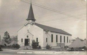 RP: BILOXI , Mississippi, 1930-40s ; Chapel Two , Kessler field