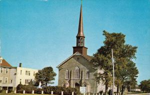 St. Peter's Church , CARAQUET , New Brunswick , Canada , 50-60s