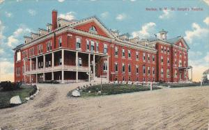 New Hampshire Nashua St Joseph's Hospital 1910