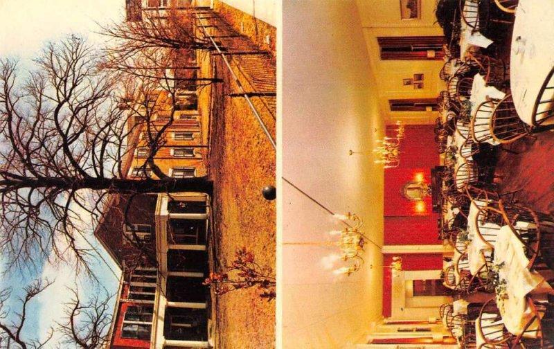 Shelbyville Kentucky Science Hill Inn Vintage Postcard AA39836