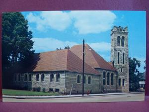 Old Postcard Trinity Methodist Church Salisbury, MD