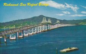 California Richmond-San Rafael Bridge 1961