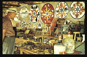 PA - Hex Sign Display - Dutchland - 1965
