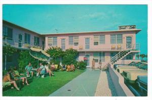 4187  FL  Clearwater Beach  Lasal Apartments Motel