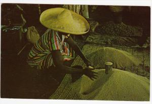Rice Vendor, AUX CAYES, Haiti , 40-60´