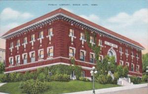 Iowa Sioux City Public Library