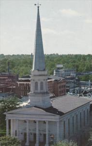 GREENVILLE, South Carolina, 1940-1960's; First Baptist Church
