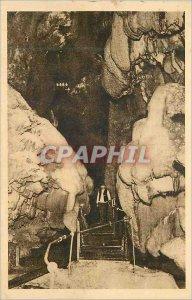 Old Postcard Padirac Le Pas du Crocodile