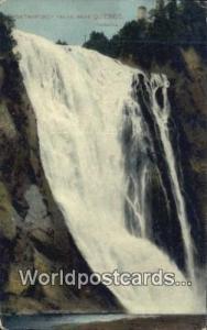 Quebec Canada, du Canada Montmorency Falls  Montmorency Falls