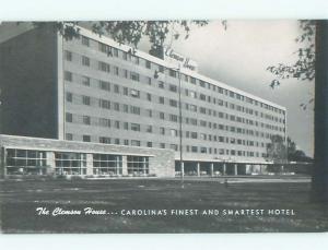 Pre-1980 CLEMSON HOUSE HOTEL Clemson South Carolina SC W6445