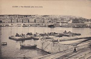 ALGER., Algeria 00-10s; Vue Generale prise de la Jetee