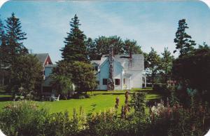 Green Tree Inn , HEBRON , Nova Scotia , Canada , 40-60s