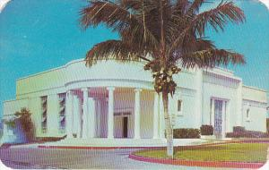 First Church Of Christ Scientist Fort Lauderdale Florida 1952