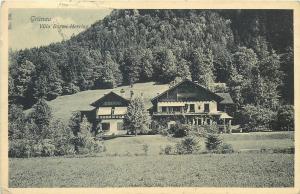 Austria GRÜNAU Grunau Villa Baron Herring