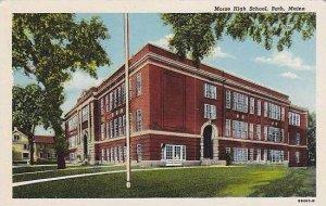 Maine Bath Morse High School