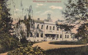 Nadhammar. Sodermanland , Sweden , PU-1920