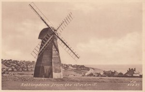 WINDMILL , Rottingdean , 1910s ; Netherlands
