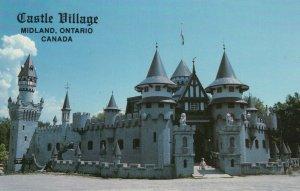 MIDLAND, Ontario, 1950-60s; Castle Village Shops LTD. & Dracula's Dungeons