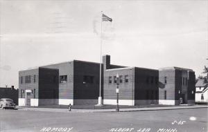 Minnesota Albert Lea The Armory 1955 Real Photo