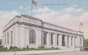 Ohio Lima U S Post Office