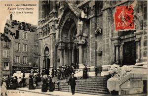 CPA St-Chamond Eglise Notre-Dame (687340)