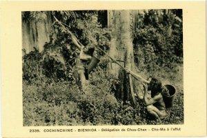 VIETNAM INDOCHINE - Cochinchine - Bienhoa - Délégation de Chua-Chan (190143)