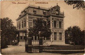 CPA APPINGEDAM Villa Buitenlust NETHERLANDS (705958)