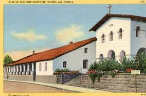 CA - Mission San Luis Obispo de Tolosa
