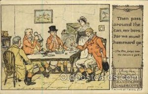 Original Drawings By Randolph Caldecott, Published by F. Warne & Co. Unused