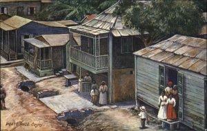 Puerto Porto Rico Cayey TUCK #2504 c1910 Postcard