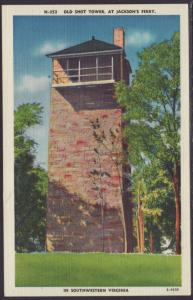 Old Shot Tower,Jackson's Ferry,Southwestern,VA