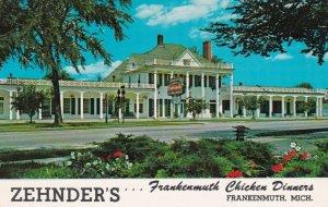 FRANKENMUTH , Michigan , 1950-60s ; Zehnder's Restaurant