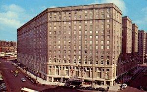 MA - Boston. Statler Hilton Hotel