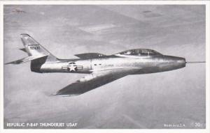 Military United States Air Force Republic F-84F Thunderjet