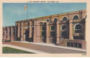 Fifth Regiment Armory - Baltimore MD, Maryland - Linen