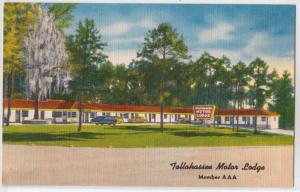 Tallahassee Motor Lodge, Tallahassee FL