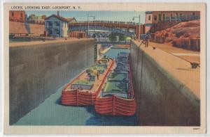 Locks, Lockport NY