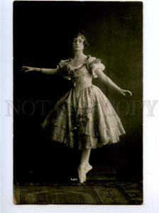 151212 GERDT Famous Russian BALLET dancer Vintage PHOTO
