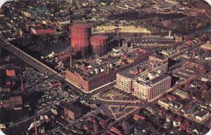 New York Rochester Plant Of The Banusch & Lomb Opyical Company 1950
