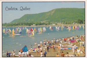 Festivoile, Windsurfing Festival, Carleton, Quebec, Canada, 50-70´s
