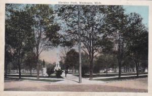 Michigan Muskegon Hackley Park