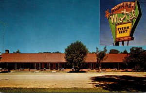 Colorado Gunnison The Parkview Motel