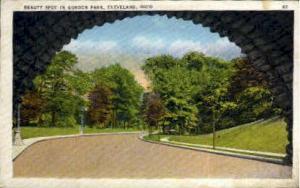 Gordon Park Cleveland OH 1937