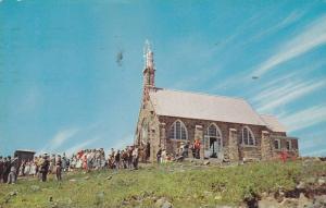 Oratoire Notre-Dame, Mont-St. Joseph, Montreal, Quebec, Canada, PU-1966