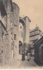 Laon, France, 00-10s ; La Porte Chenizelle